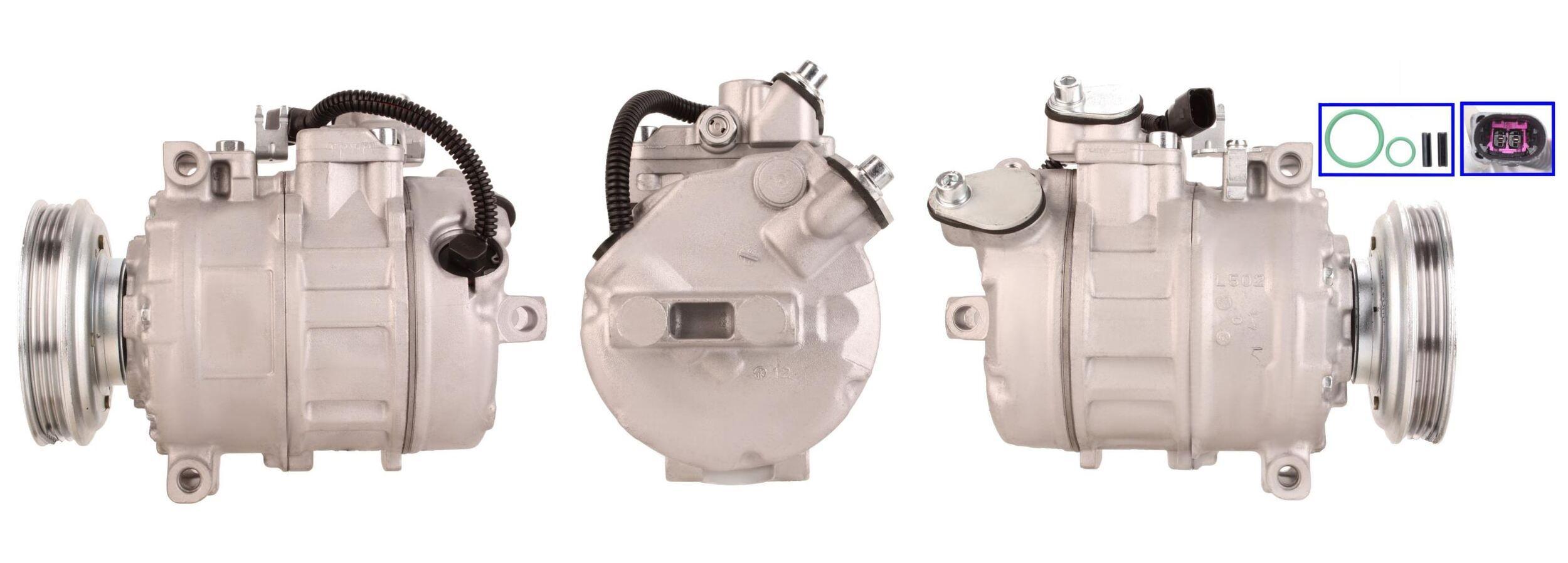Original AUDI Kompressor Klimaanlage 51-0140