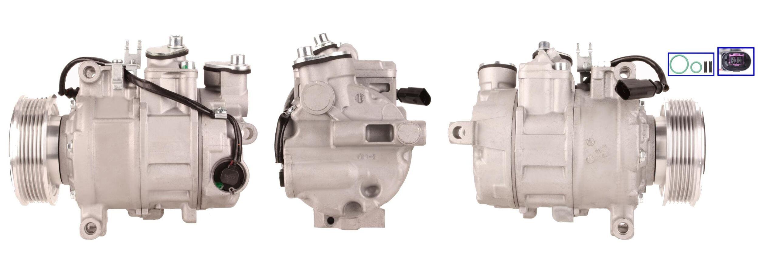 Original AUDI Kompressor 51-0133