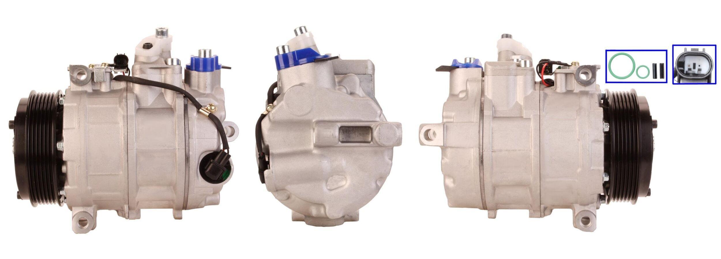 Klimakompressor ELSTOCK 51-0256