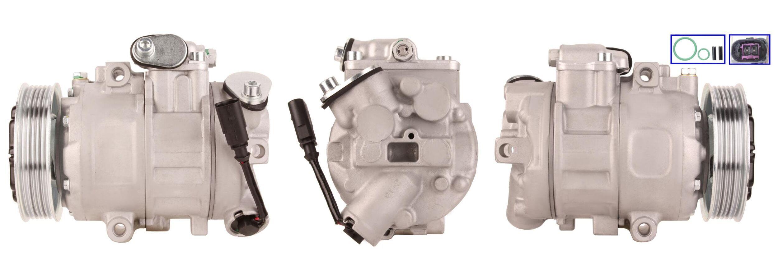 Original AUDI Kompressor 51-0132