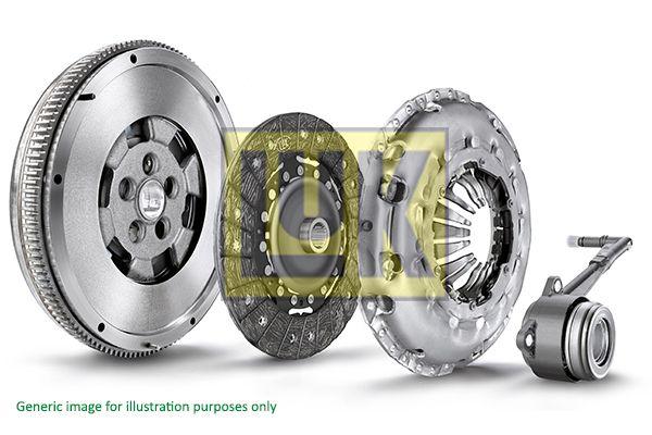 Buy original Clutch kit LuK 600 0165 00