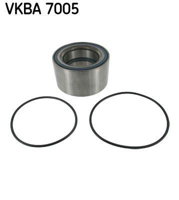 VKBA 7005 SKF Ø: 90mm, Innerdiameter: 55mm Hjullagerssats VKBA 7005 köp lågt pris