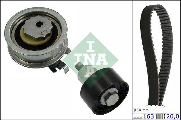 INA Timing Belt Set 530 0592 10
