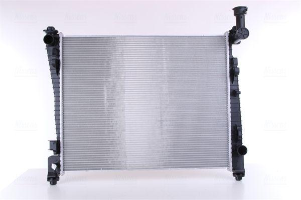 NISSENS Kühler, Motorkühlung 61032