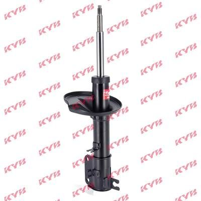 339790 KYB Excel-G Vorderachse rechts, Gasdruck, Zweirohr, Dämpfer mit Zuganschlagfeder, Federbein, oben Stift Stoßdämpfer 339790 günstig kaufen