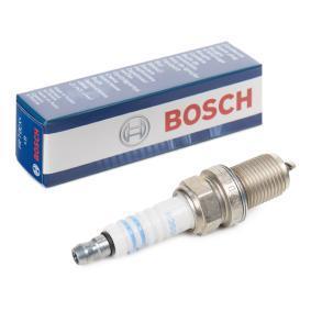 Comprare FR7DCX BOSCH Nichel Dist. interelettrod.: 1mm Candela accensione 0 242 235 913 poco costoso