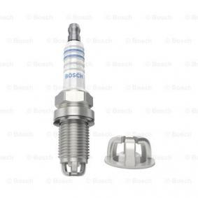 F6DTC BOSCH Nickel Electrode Gap: 0,8mm Spark Plug 0 241 240 609 cheap