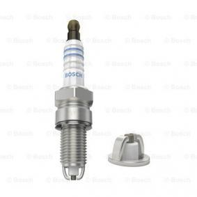 XR7LDC BOSCH Nickel Electrode Gap: 0,8mm Spark Plug 0 242 135 500 cheap
