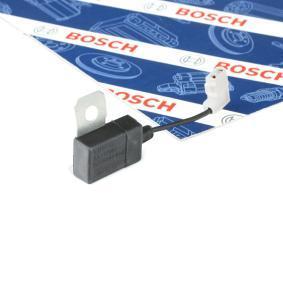 0 290 800 036 BOSCH Condensador supresión de interferencias 0 290 800 036 a buen precio