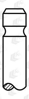 AE: Original Auslaßventil V90307 ()