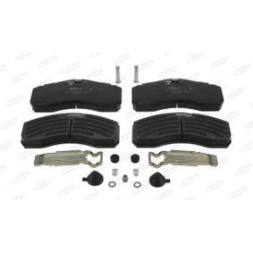 Bremsbelagsatz, Scheibenbremse BERAL 2925330004145504 mit 27% Rabatt kaufen