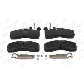 Bremsbelagsatz, Scheibenbremse BERAL 2925330004145694 mit 19% Rabatt kaufen