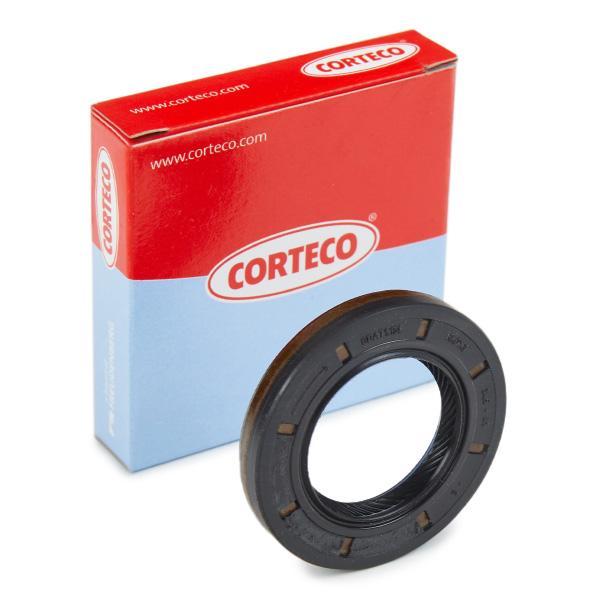 OPEL CORSA 2019 Wellendichtring, Schaltgetriebe - Original CORTECO 01036358B