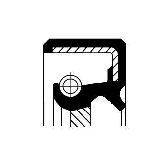 Tihendikomplekt, hüdraulikapump 19026213B CORTECO - ainult uued varuosad