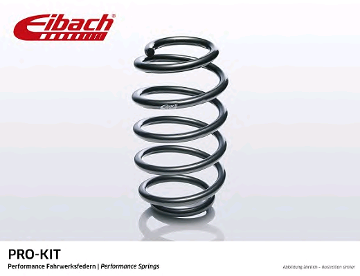 118400607VA EIBACH Single Spring Pro-Kit Vorderachse, für Fahrzeuge mit Sportfahrwerk Länge: 265mm, Länge: 265mm Fahrwerksfeder F11-84-006-07-VA günstig kaufen