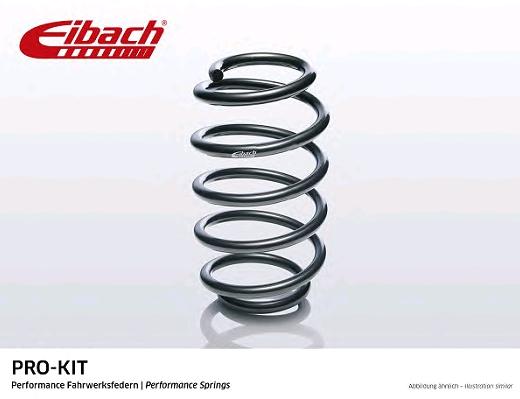 EIBACH F11-84-006-07-VA Spiralfjäder Volvo V50 2012 L: 265mm, L: 265mm