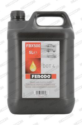 Kopplingsvätska FBX500 FERODO — bara nya delar