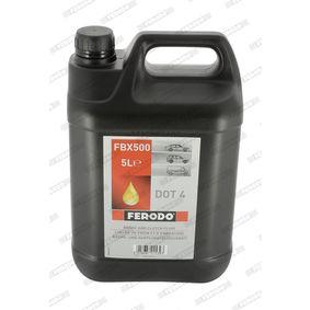 FBX500 Bremsflüssigkeit FERODO FBX500 - Große Auswahl - stark reduziert