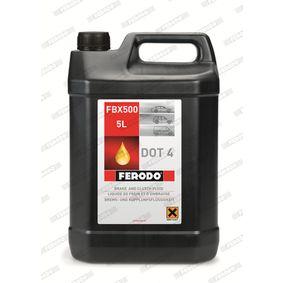 FBX500 Bremsflüssigkeit FERODO - Markenprodukte billig