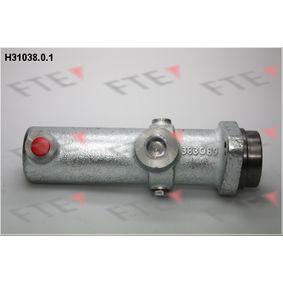 FTE Pagrindinis cilindras, stabdžiai H31038.0.1 įsigyti su 17%