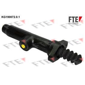 FTE Hlavný spojkový valec KG190072.0.1 – nakupujte s 18% zľavou