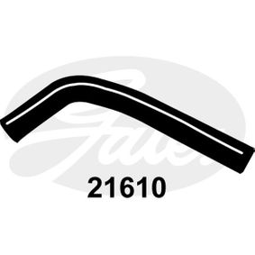 427521610 GATES EPDM (Ethylen-Propylen-Dien-Kautschuk) Kühlerschlauch 21610 günstig kaufen