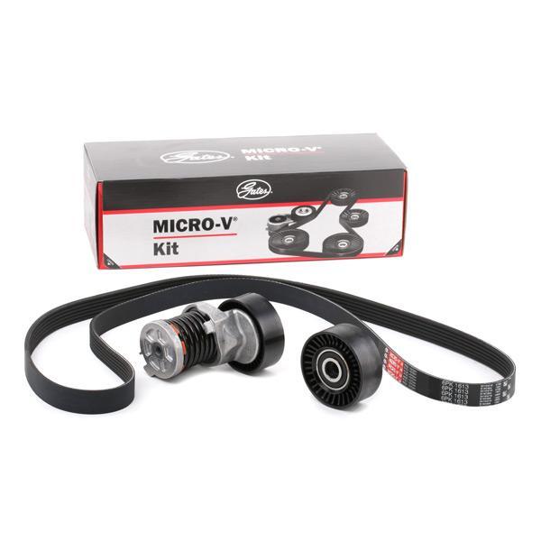 Buy original Poly v-belt kit GATES K016PK1613