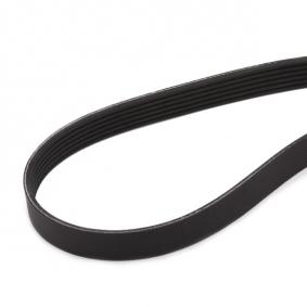 Brand New Gates V-Ribbed Belt 6PK1845-2 Years Warranty!