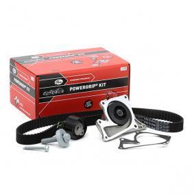 WP0077 GATES mit Wasserpumpe, FleetRunner™ Micro-V® Stretch Fit® Wasserpumpe + Zahnriemensatz KP25578XS-2 günstig kaufen
