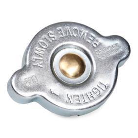 RC124 Verschlussdeckel, Kühler GATES - Markenprodukte billig