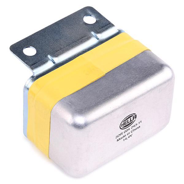 5DR 004 243-111 Regler Lichtmaschine HELLA - Markenprodukte billig