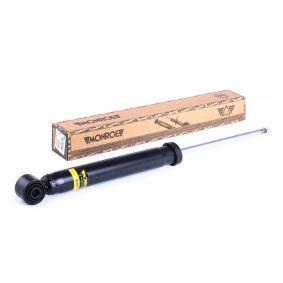 23979 MONROE Presión de gas, Bitubular, Anillo inferior, Espiga arriba Amortiguador 23979 a buen precio