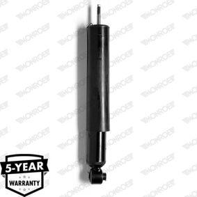 25478 MONROE Gasdruck, Zweirohr, unten Auge, oben Stift Stoßdämpfer 25478 günstig kaufen