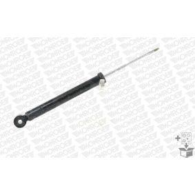 E1222 MONROE Gasdruck, Zweirohr, unten Auge, oben Stift Stoßdämpfer E1222 günstig kaufen