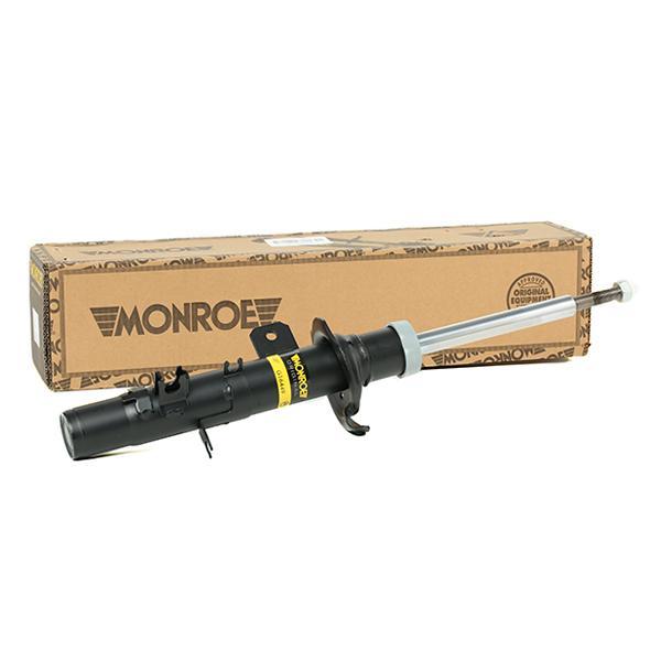 Odpruženie G16449 s vynikajúcim pomerom MONROE medzi cenou a kvalitou