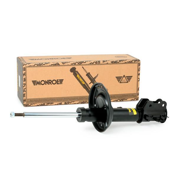 Купете G7306 MONROE газов, двутръбен, макферсън, отгоре щифт, скоба отдолу Амортисьор G7306 евтино