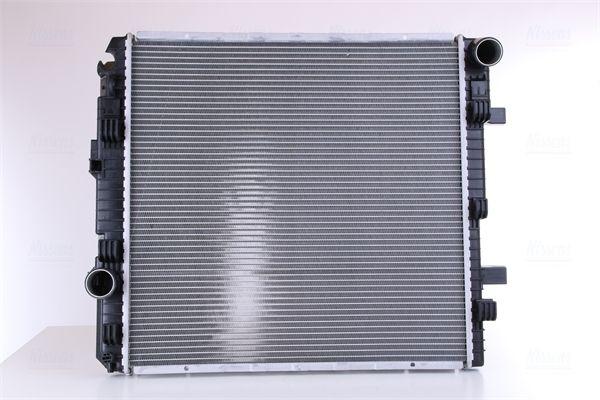NISSENS Kühler, Motorkühlung passend für MERCEDES-BENZ - Artikelnummer: 62794A