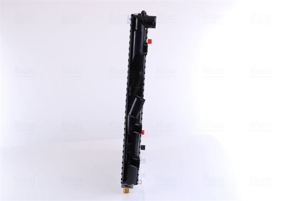 Kühler, Motorkühlung NISSENS 64069A mit 22% Rabatt kaufen