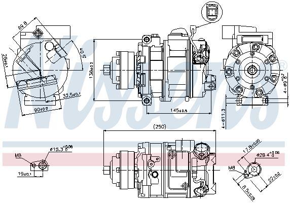 89418 Kältemittelkompressor NISSENS Erfahrung