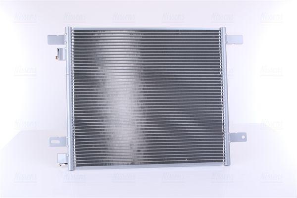 NISSENS Kondensor, klimatanläggning till DAF - artikelnummer: 940060