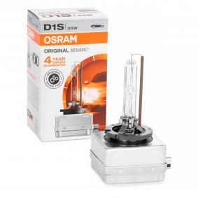66140 Glühlampe, Fernscheinwerfer OSRAM Erfahrung