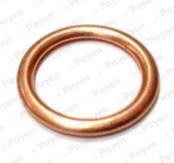 Acheter Joint cuivre vidange Épaisseur: 2,00mm, Ø: 21,00mm, Diamètre intérieur: 14,00mm PAYEN PB907 à tout moment