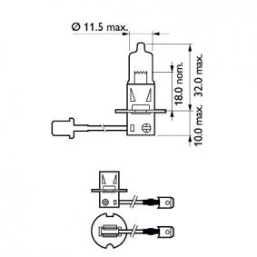 12336PRB1Ampoule, projecteur longue portée PHILIPS 69561130 - Enorme sélection — fortement réduit