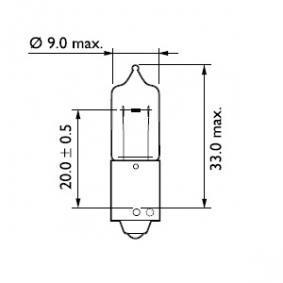 12356CPAmpoule, feu clignotant PHILIPS 87989928 - Enorme sélection — fortement réduit