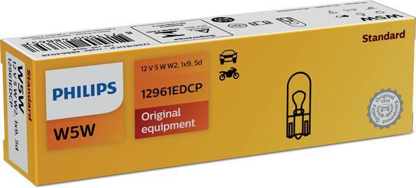 12961EDCP Glühlampe, Blinkleuchte ExtraDuty PHILIPS 48864028 - Große Auswahl - stark reduziert