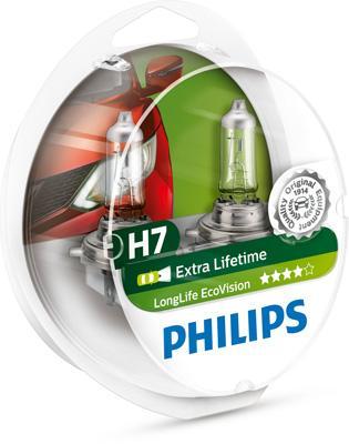 PHILIPS | Glühlampe, Fernscheinwerfer 12972LLECOS2