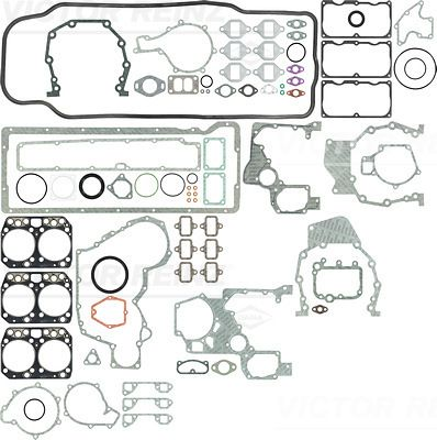 REINZ Zestaw uszczelek silnika do MAN - numer produktu: 01-27660-03