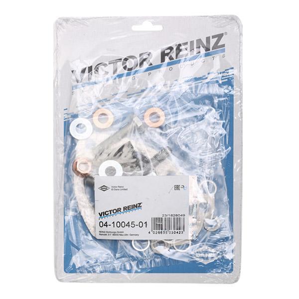 OE Original Montagesatz Endschalldämpfer 04-10045-01 REINZ