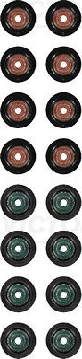 LAND ROVER RANGE ROVER 2020 replacement parts: Seal Set, valve stem REINZ 12-35546-01 at a discount — buy now!