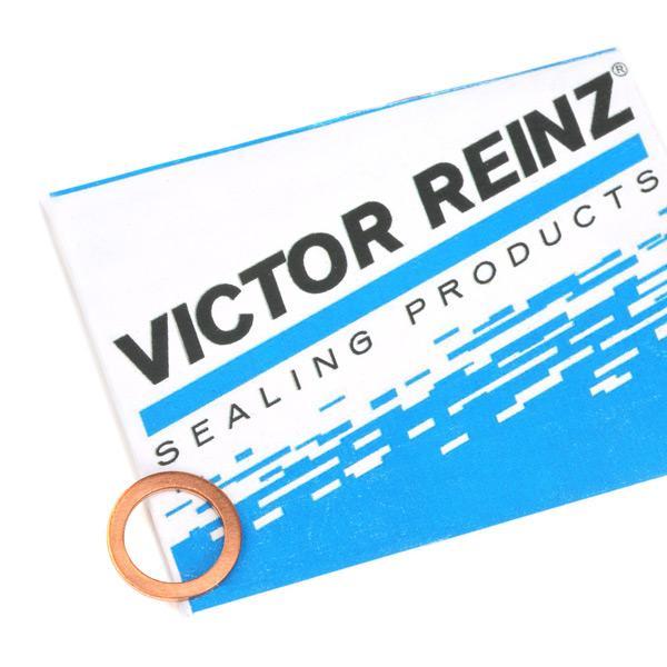MINI Schrägheck 2017 Dichtring Ölablaßschraube - Original REINZ 41-70059-00 Dicke/Stärke: 1,5mm, Ø: 17mm, Innendurchmesser: 12mm